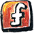 facebook the free art society icon