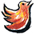twitter the free art society icon